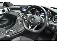2018 Mercedes-Benz C-CLASS *PANORAMIC ROOF*3.0 AMG C 43 4MATIC PREMIUM 2d 362 BH