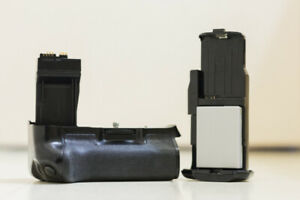 Canon BG-E8 Battery Grip AND LP-E8 for Rebel T2i, T3i, T4i & T5i