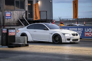 LB BMW M3 SUPERCHARGED