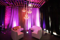OMEGA DESIGN Event and Party Rentals Since 1998
