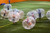 Kiosque de 100 tirages en direct, soccer en bulles etc...