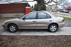 2005 Chevrolet Cavalier Sedan