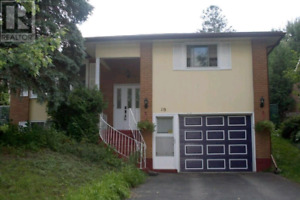 3 Bedroom Unit with access to backyard