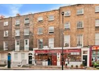 Double BEDSIT apartment in Leigh Street, Bloomsbury, London WC1H - All bills included