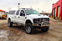 Pick-up tourneur de tête Ford F350 Diesel twinturbo 6.4 ÉCHANGE