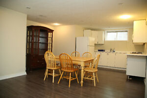 Newly renovated 2 bedroom basement apartment $1240.00 per month