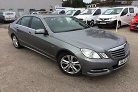 2012 Mercedes E Class Blueefficiency Executive SE Saloon Automatic
