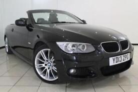 2013 13 BMW 3 SERIES 2.0 320D M SPORT 2DR 181 BHP DIESEL