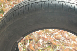 Moving Sale !!!!  Firestone Affinity tire - set of 4