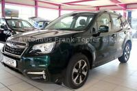 Subaru Forester 2.0D Lin. Exclusive Edition Huntergreen