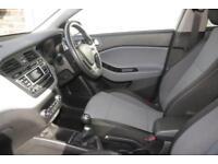 2015 Hyundai i20 1.2 Premium (84 PS) Petrol silver Manual