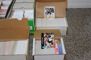 Collection of Sports Cards/Memorabilia/Autographs