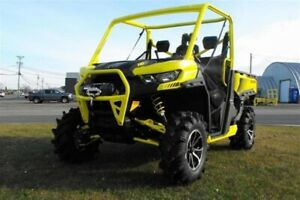 2018 Can-Am Defender Clearance Sale Dealer Invoice