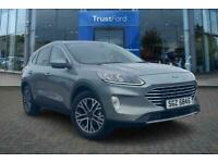 2020 Ford Kuga TITANIUM 1.5 EcoBoost 150 Titanium 5dr, Front and Rear Parking S
