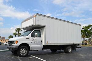 Camion cube de 16 pieds louer avec chauffeur - Louer camion demenagement ...