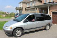 2000 Dodge Grand Caravan SE Minivan, Van