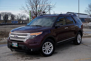 2011 Ford Explorer SUV LEATHER SEATS/NAV/LOW KMS!!