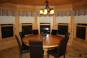 Spa and sauna at a cottage for rent chalet for rent St Sauveur Gatineau Ottawa / Gatineau Area image 2