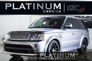2011 Land Rover Range Rover Sport AUTOBIOGRAPHY/  EXTENDED WARRA