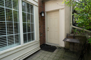 Beautiful 2+1 Bedroom CondoTowhouse For Rent (Yonge/Sheppard)