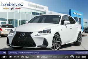 2017 Lexus IS 300 NAVIGATION|BACK UP CAM|HEATED & A/C SEATS|S...