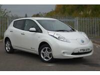 Nissan Leaf Acenta 5dr ELECTRICITY AUTOMATIC 2014/64