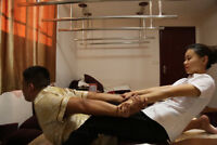 Please try the amazing massage at private place in laval