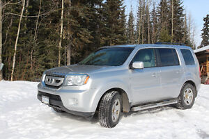 Honda Pilot 2010 EX-L Excellent Condition, Fully Loaded, Low KMs