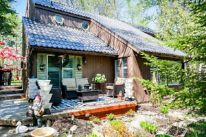 Cottage rental for Victoria Day Weekend close to Blue Mountain