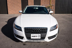 2010 Audi A5 low mileage great condition AWD $14599