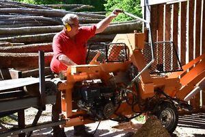 Firewood Wood Processor