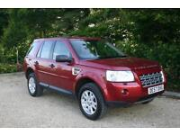 IMMACULATE LAND ROVER FREELANDER 2 XS with SERVICE HISTORY, NEW MOT and WARRANTY