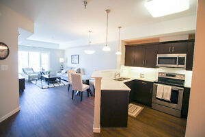 Brand new condos for sale with heated indoor parking!