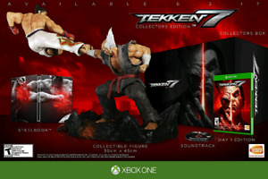 Tekken 7 Collector's Edition for Xbox one*