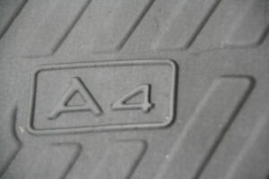 Trunk Liner for 2007 Audi A4 but it will fit other years