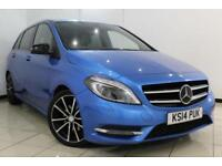 2014 14 MERCEDES-BENZ B CLASS 1.5 B180 CDI BLUEEFFICIENCY SPORT 5DR AUTOMATIC 10