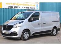 2014 RENAULT TRAFIC SL27 BUSINESS PLUS ENERGY 1.6 DCI 120 BHP SWB L1 6 SPEED MAN