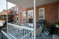 Great apt in Villeray / beau 4 1/2 a Villeray