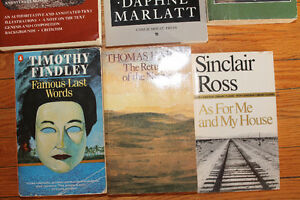Classic Novels lot  of 6 for English course