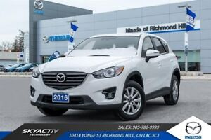 2016 Mazda CX-5 GS LOW KMS*HEATED SEATS*AWD