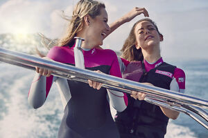 50% Off Remaining Life Jackets and Wetsuits at New Coast Marine