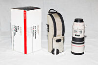 Objectif Canon EF 300mm f4.0 L IS USM