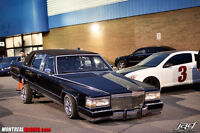 Cadillac Fleetwood Brougham Lowrider 1988