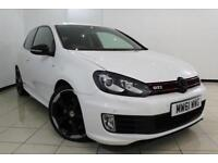 2012 61 VOLKSWAGEN GOLF 2.0 GTI EDITION 35 3DR AUTOMATIC 234 BHP