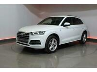 2020 Audi Q5 2.0 TFSI 45 S line S Tronic quattro (s/s) 5dr SUV Petrol Automatic