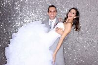 """PHOTO BOOTH & DJ SERVICES for your """"Special Wedding Day""""!"""