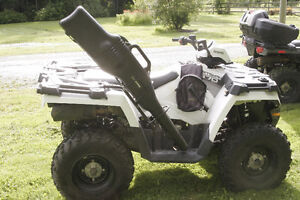 TWO 2014 Polaris Sportsman(s) 570 EFI Quads for Sale