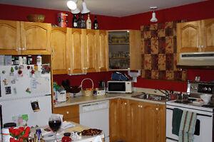 Armoires en bois véritable, caissons, etc. cuisine ou salle bain