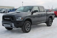 2016 RAM 1500 REBEL CHECK OUT THE  NEW DESIGNED INSIDE & OUT Edmonton Edmonton Area Preview