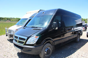 2007 Dodge Sprinter 3500 Sprinter, Van 17995 wow approved call